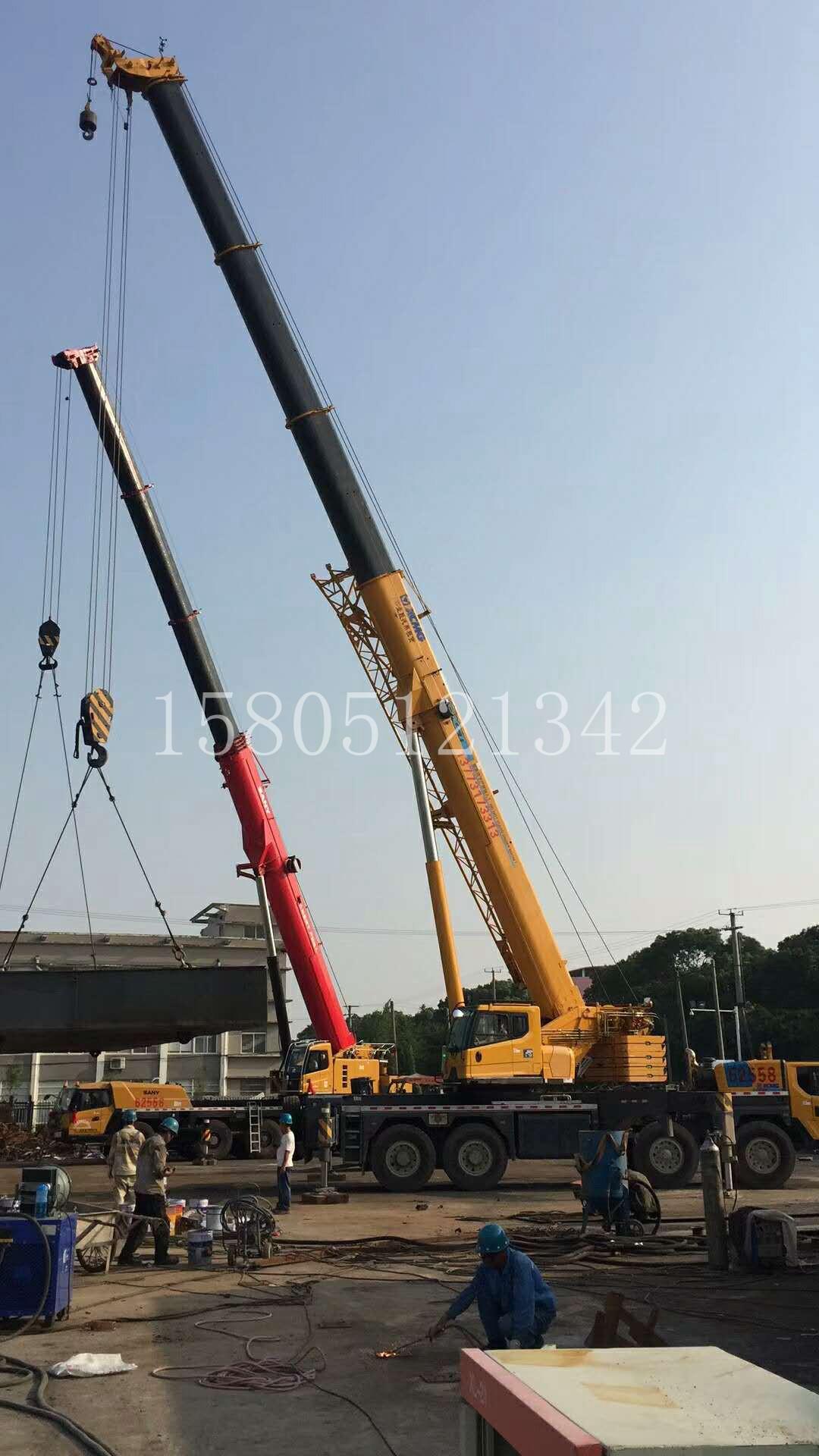 上海650吨高空车出租公司