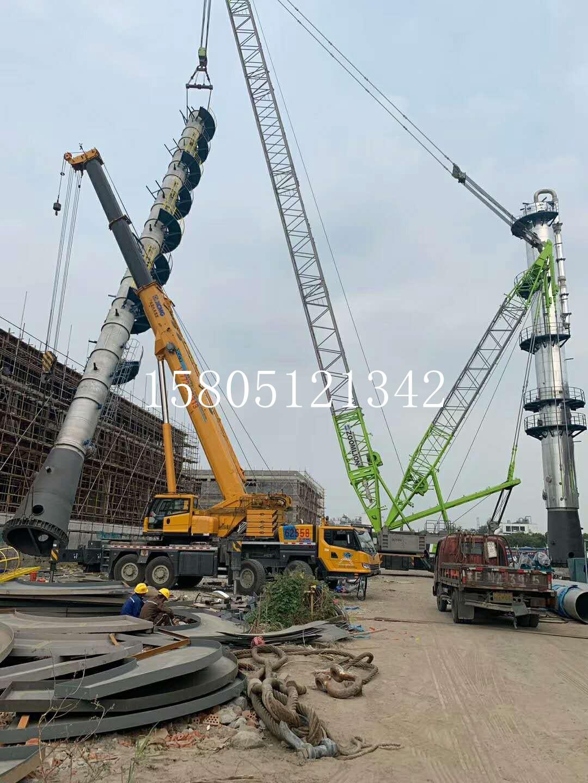 上海黄浦300吨高空车租赁公司