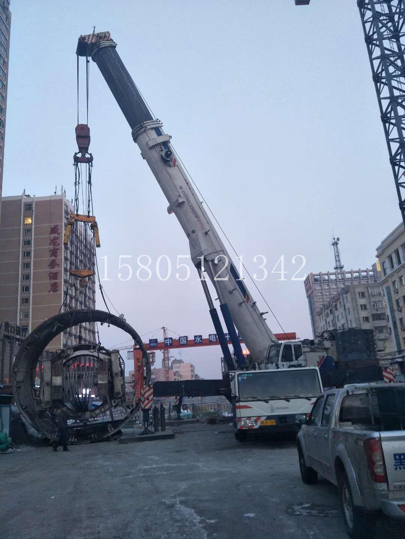 上海黄浦500吨高空车出租公司