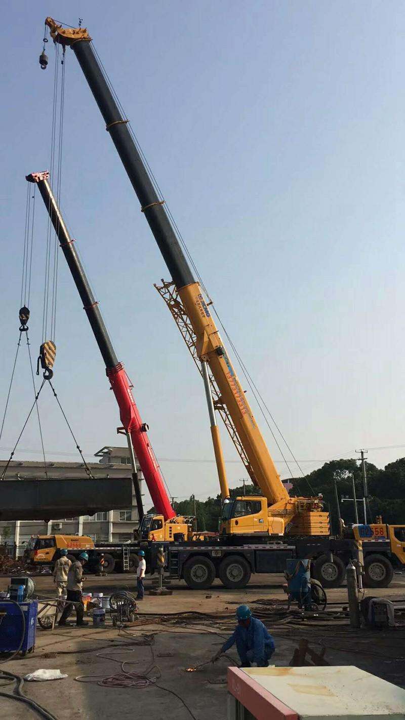 上海机械吊装施工