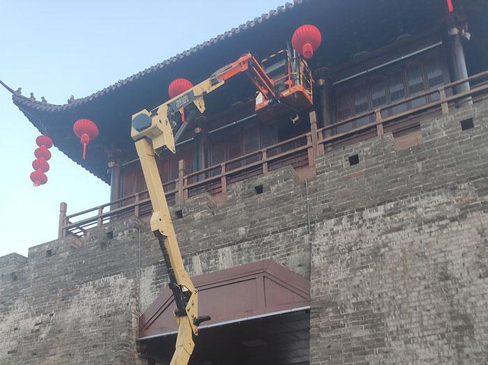上海古建维护-上海高空车出租